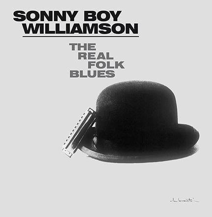 Sonny Boy Williamson/REAL FOLK (180g) LP