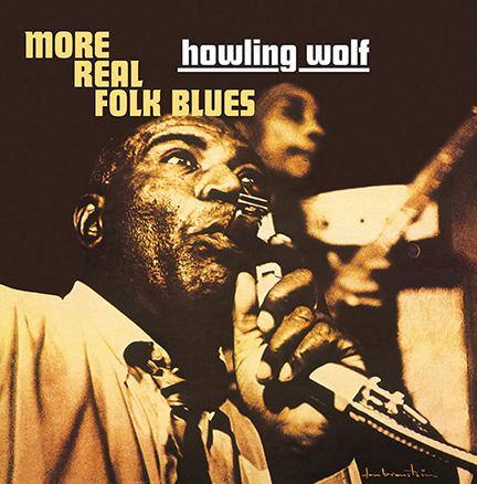 Howlin' Wolf/MORE REAL FOLK BLUE(180g)LP