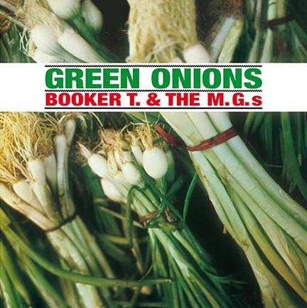Booker T & The MGs/GREEN ONIONS(180g) LP