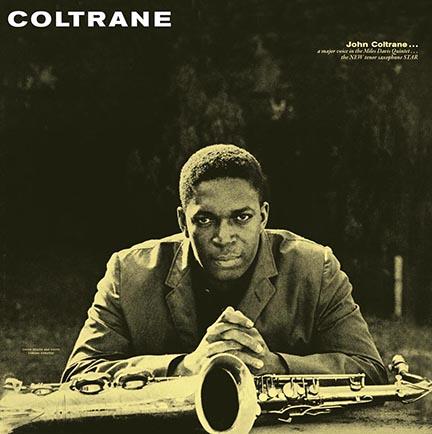John Coltrane/COLTRANE (BROWN) (180g)LP