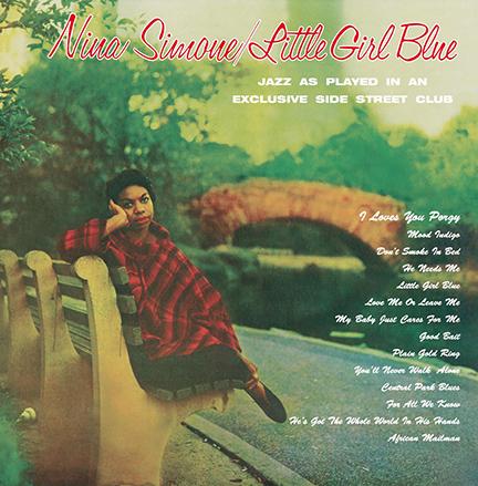 Nina Simone/LITTLE GIRL BLUE (180g) LP