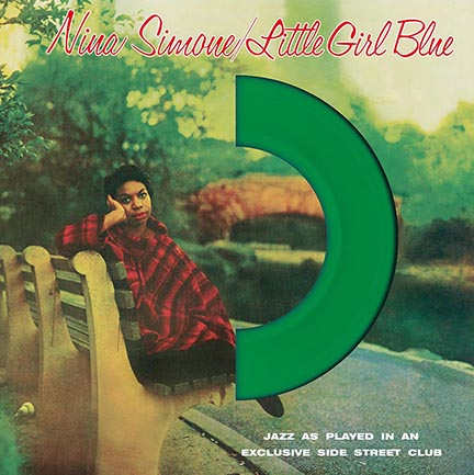 Nina Simone/LITTLE GIRL BLUE (COLOR) LP