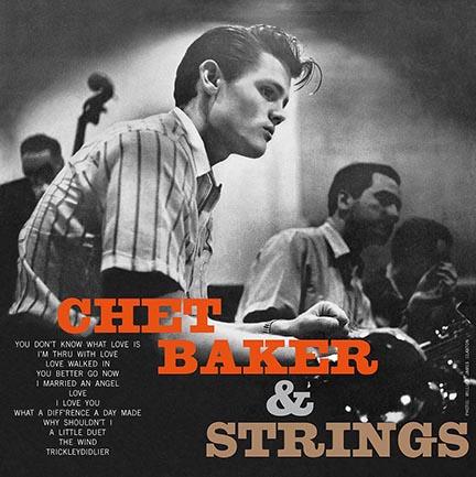 Chet Baker/AND STRINGS (180g) LP