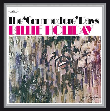 Billie Holiday/COMMODORE DAYS (180g) LP