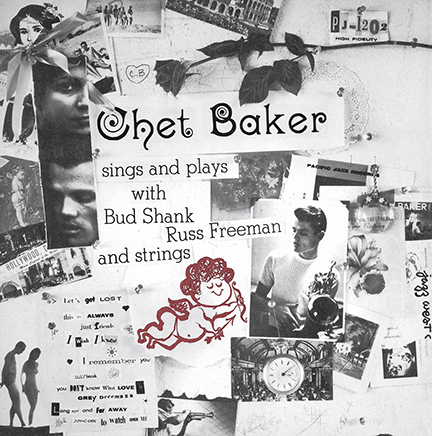 Chet Baker/SINGS AND PLAYS (180g) LP
