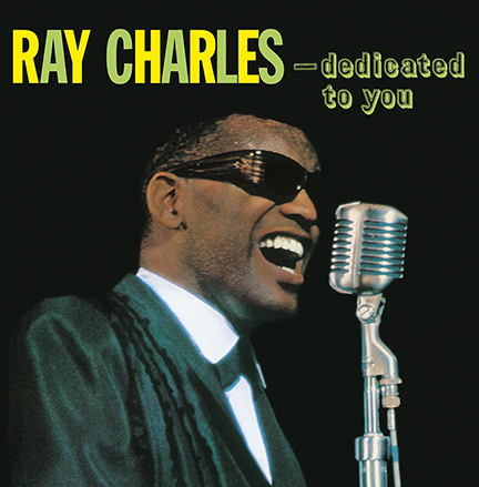 Ray Charles/DEDICATED TO YOU (180g) LP