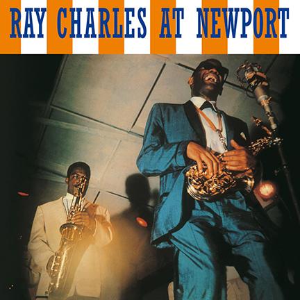 Ray Charles/AT NEWPORT (180g) LP
