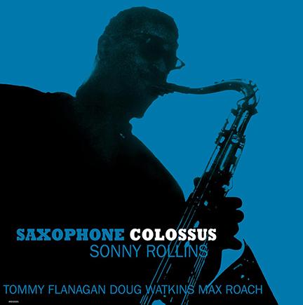 Sonny Rollins/SAXOPHONE COLOSSUS(180g)LP