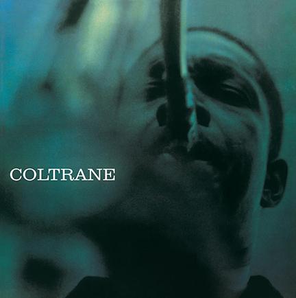 John Coltrane/COLTRANE (GREEN SLEEVE) LP