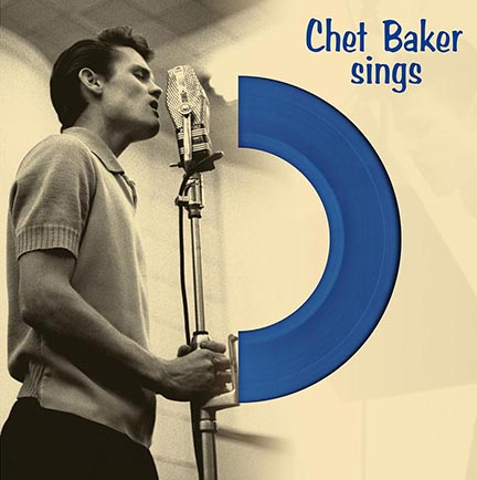 Chet Baker/SINGS (DIE CUT) LP