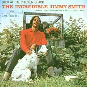 Jimmy Smith/BACK AT THE CHICKEN SHACK LP