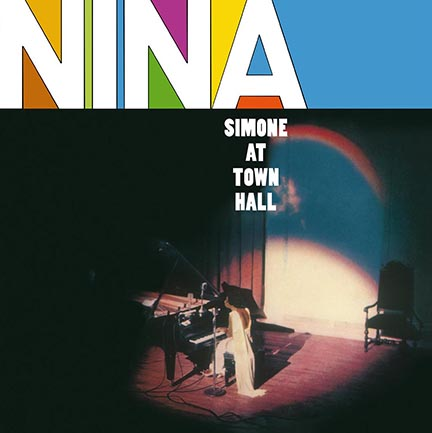 Nina Simone/AT TOWN HALL (180g) LP