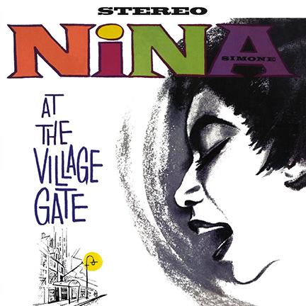 Nina Simone/AT THE VILLAGE GATE(180g) LP