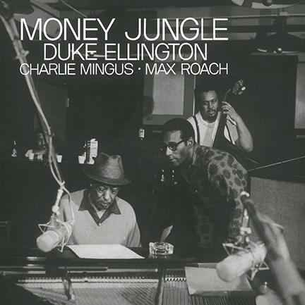 Ellington, Mingus, Roach/MONEY JUNGLE LP