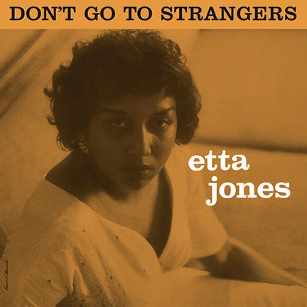 Etta Jones/DON'T GO TO STANGERS(180g) LP
