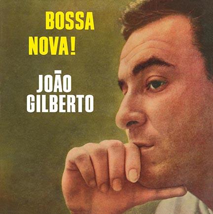 Joao Gilberto/BOSSA NOVA! (180g) LP