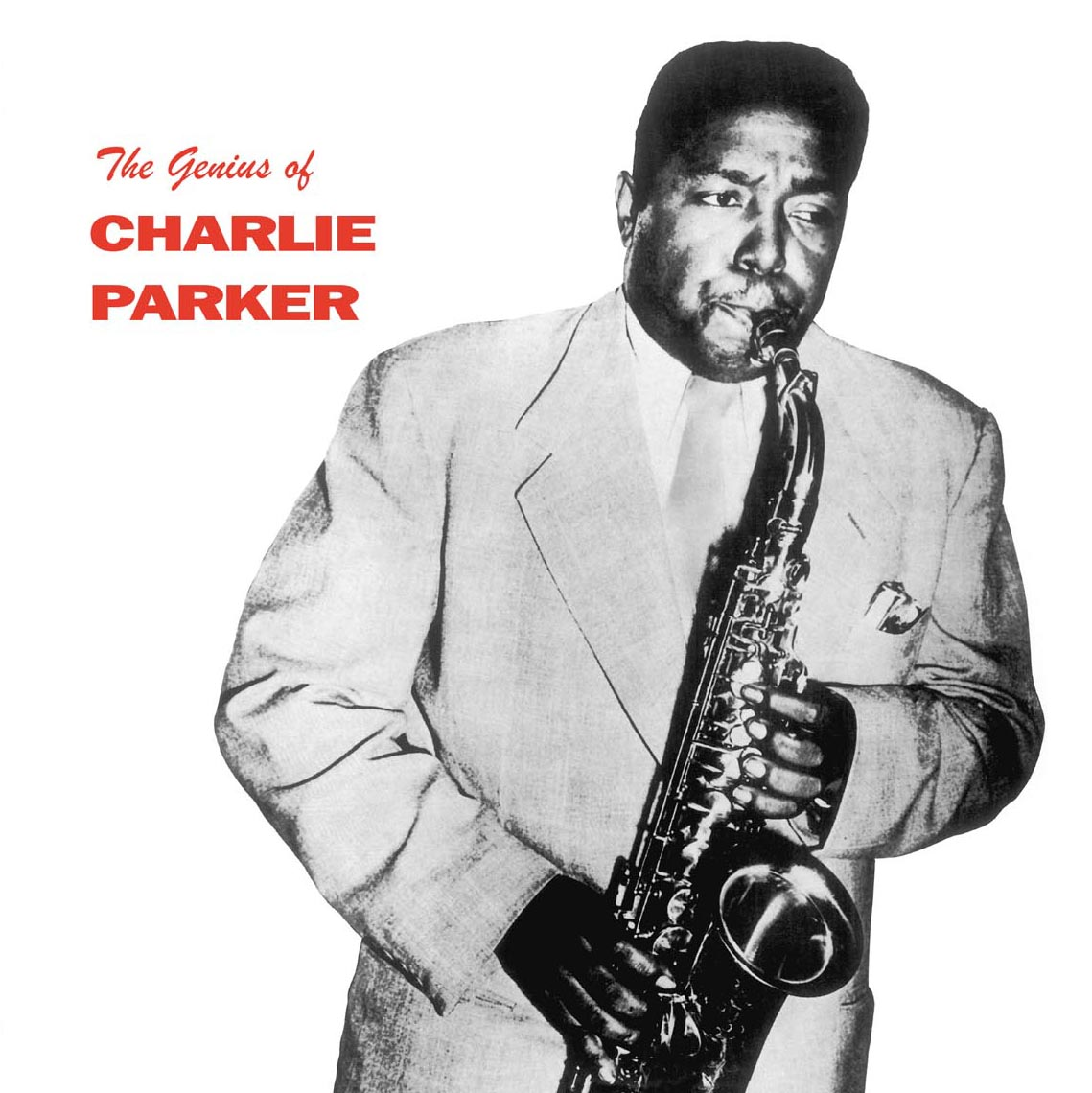 Charlie Parker/GENIUS OF...(180g) LP