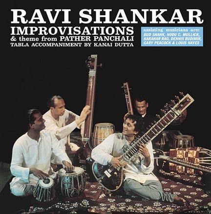 Ravi Shankar/IMPROVISATIONS (180g) LP