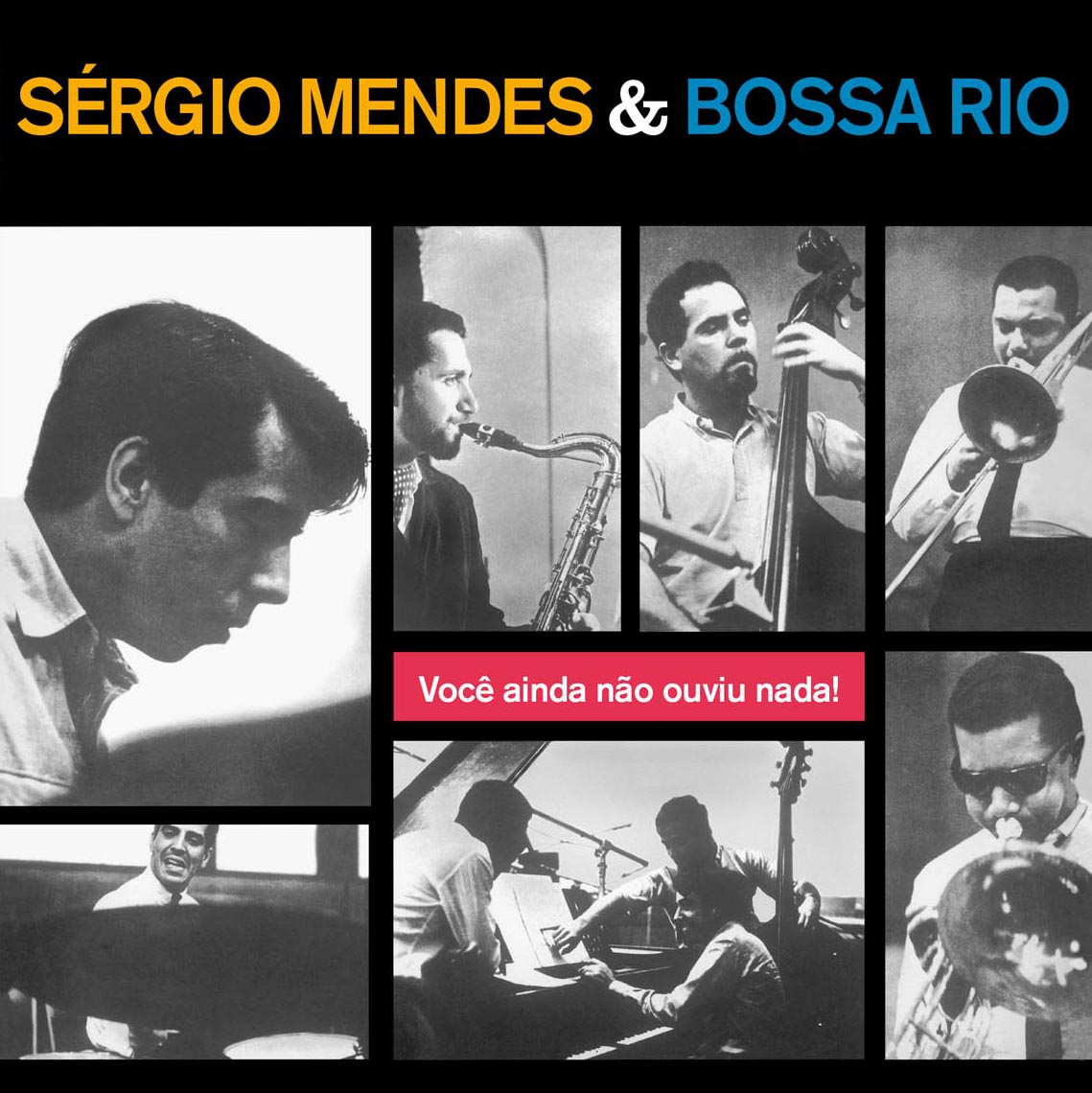 Sergio Mendes/AND THE BOSSA RIO(180g) LP