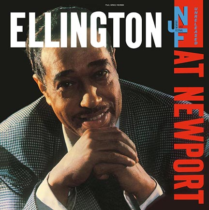 Duke Ellington/NEWPORT UNRELEASE(180g)LP