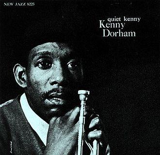 Kenny Dorham/QUIET KENNY (180g) LP
