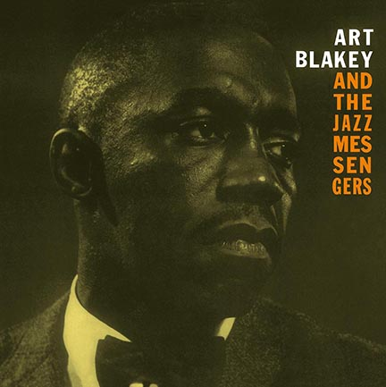 Art Blakey/MOANIN' (OUT OF PRINT) LP
