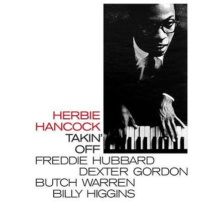 Herbie Hancock/TAKIN' OFF (180g) LP