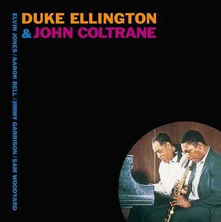 D. Ellington & John Coltrane/SAME LP