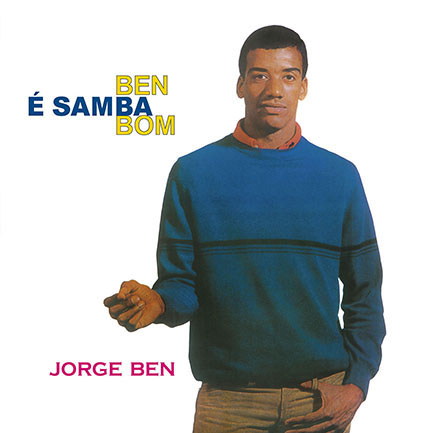 Jorge Ben/BEN E' SAMBA BOM (180g) LP