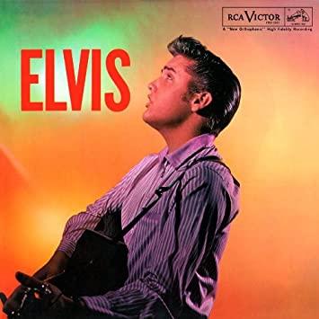 Elvis Presley/ELVIS (ORANGE) LP