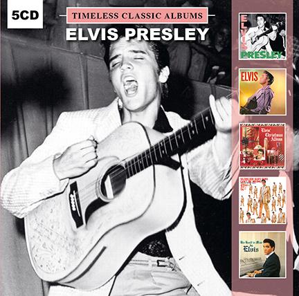 Elvis Presley/TIMELESS CLASSICS 5CD