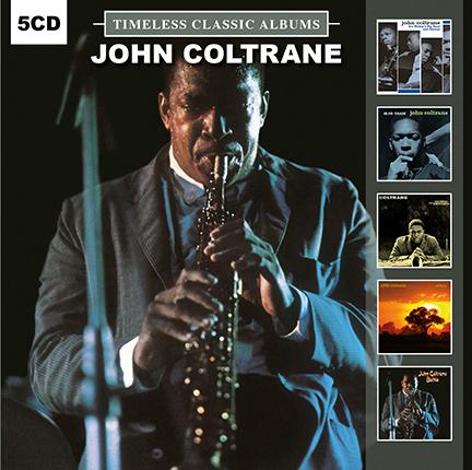 John Coltrane/TIMELESS CLASSICS 5CD