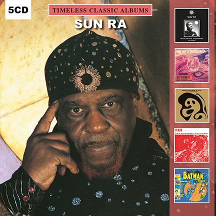Sun Ra/TIMELESS CLASSICS 5CD