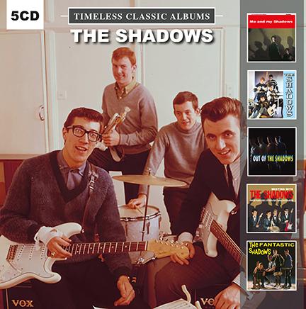 Shadows/TIMELESS CLASSICS 5CD