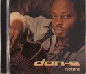 Don-E/NATURAL CD