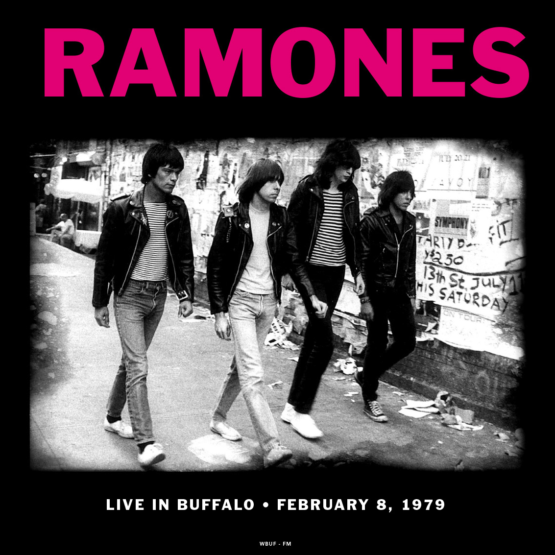 Ramones/LIVE IN BUFFALO NY '79 (180g) LP