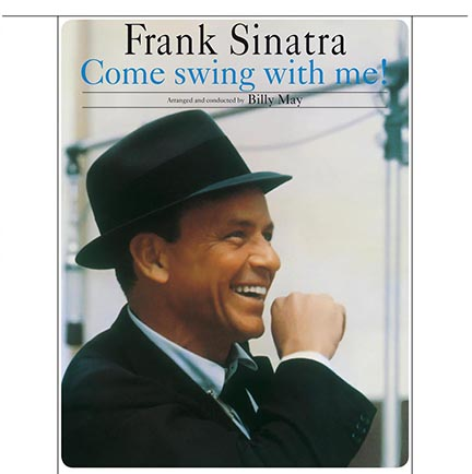 Frank Sinatra/COME SWING WITH ME(180g)LP