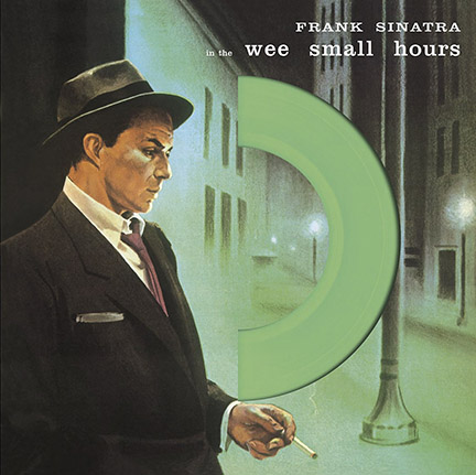 Frank Sinatra/IN THE WEE SMALL(GREEN) LP