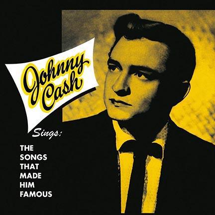 Johnny Cash/SINGS SONGS THAT (180G) LP