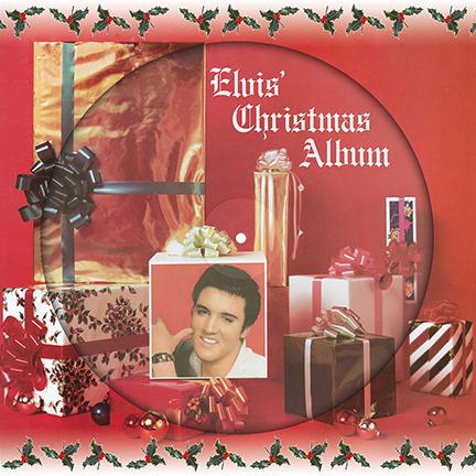 Elvis Presley/ELVIS CHRISTMAS PIC LP