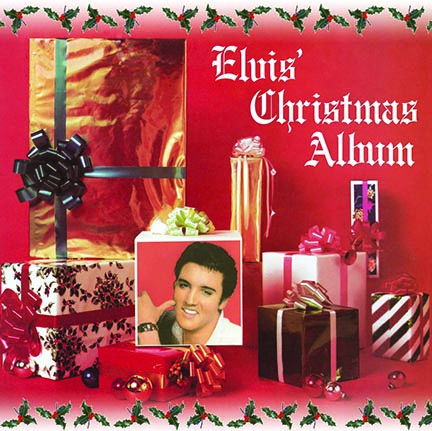 Elvis Presley/CHRISTMAS ALBUM  LP