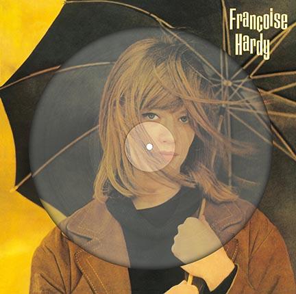 Francoise Hardy/FRANCOISE HARDY PIC LP