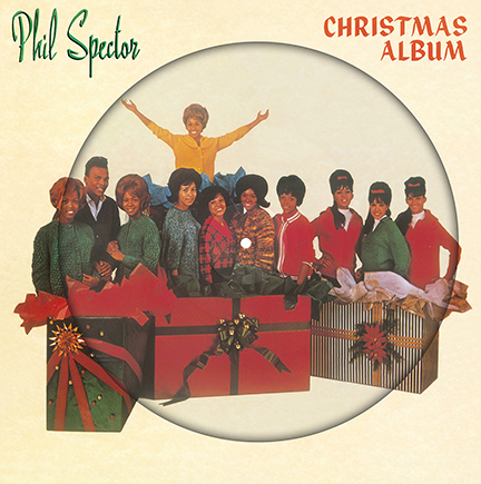 Phil Spector/A CHRISTMAS GIFT PIC LP