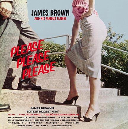 James Brown/PLEASE PLEASE PLEASE(180g)LP