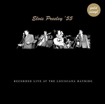 Elvis Presley/LOUISIANA HAYRIDE(180g) LP