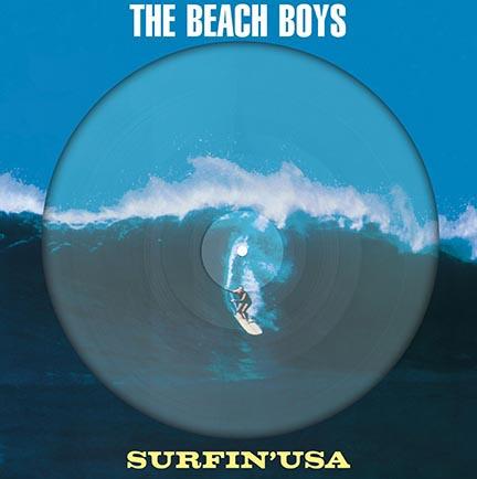 Beach Boys/SURFIN' USA PIC LP
