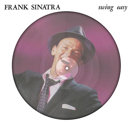 Frank Sinatra/SWING EASY PIC LP