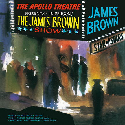 James Brown/LIVE AT THE APOLLO(180g) LP