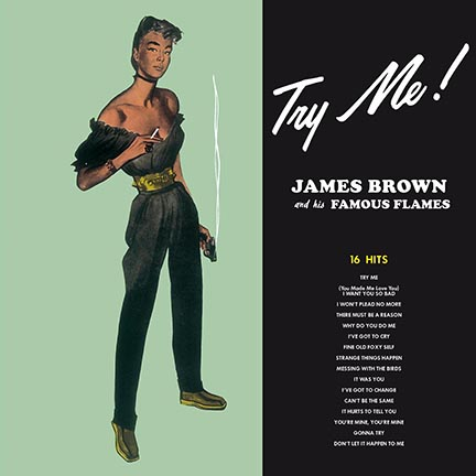 James Brown/TRY ME (180g) LP