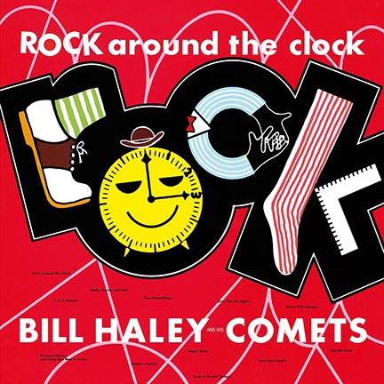Bill Haley/ROCK AROUND CLOCK(180g) LP